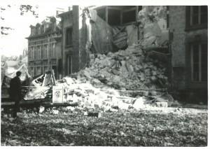 Caestert instorting toren 1966