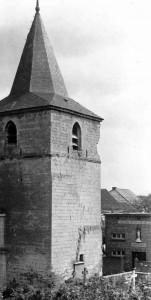 Kerk en Sint-Jozefzaal (foto KIK)