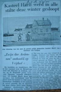 Tekening van Van Gulpen