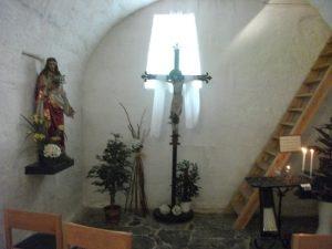 kapel onder de toren
