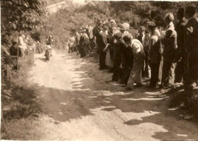 Sportevenementen in Kanne in 1950