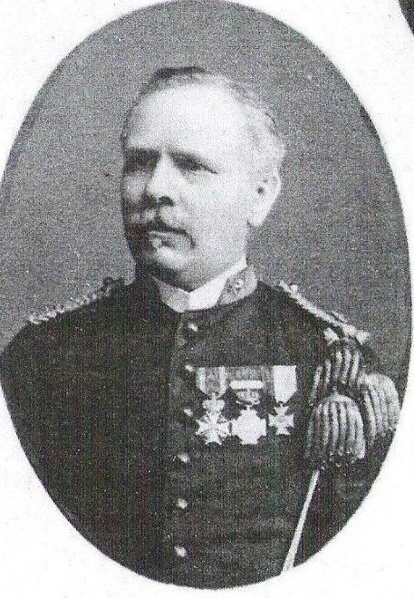 Majoor Marien Schell, een (on)bekende Kannenaar.