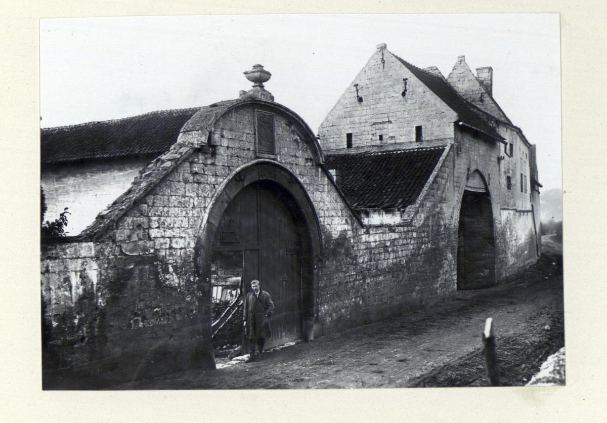 Het Kasteel van Harff, geboorteplaats van Ghijs van Kanne.